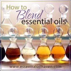 how to blend essential oils at home
