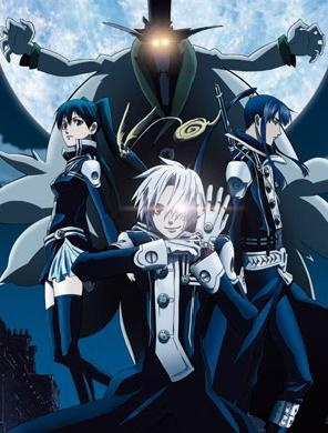 D. Gray man by Katsura Hoshino follows D.Gray-man follows 15-year-old Allen Walker, whose left arm can transform into a monstrous claw and destroy akuma, evolving machines created by the Millennium Earl to help him destroy humanity. This is the power of an exorcist. Exorcist have the abilitty to destroy akumas due to a substance called innocence. Battles, humor, drama and some kind of romance included