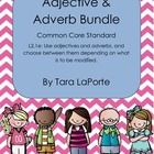 This adjective  adverb bundle comes with a poster for common adjective  adverbs, a sorting activity, and two fill in the blank pages. It ...