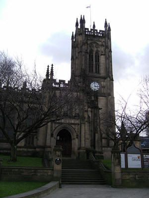 Manchester Cathedral ~ England