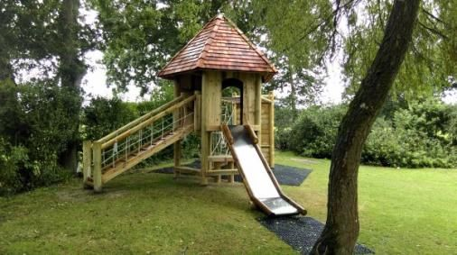Bespoke Wooden Climbing Frames And Other Products Designed And Hand Built By JC Gardens And Climbing Frames. UK Nationwide.
