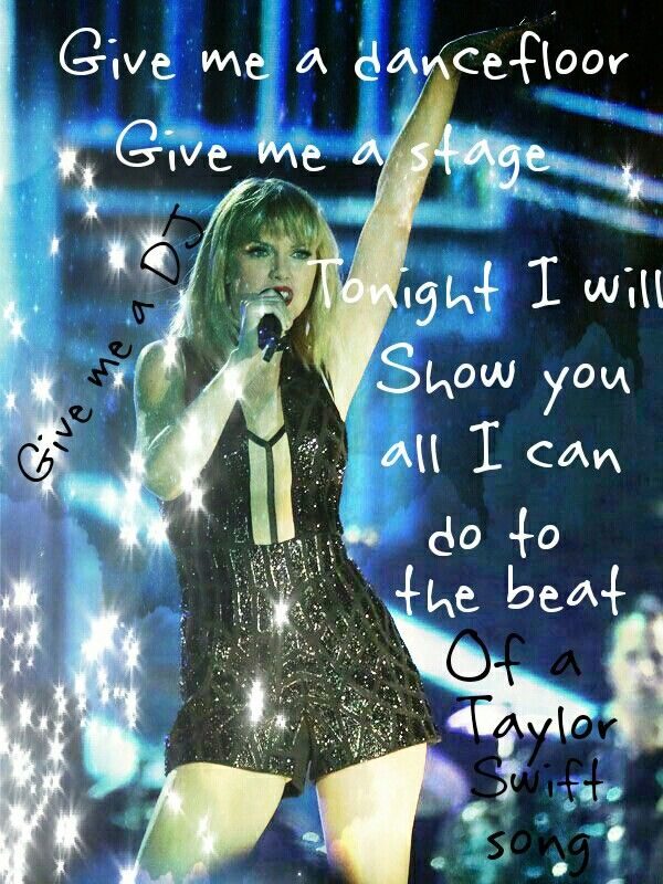 To The Beat lyric edit by Chloe Is a Swiftie for Kíara
