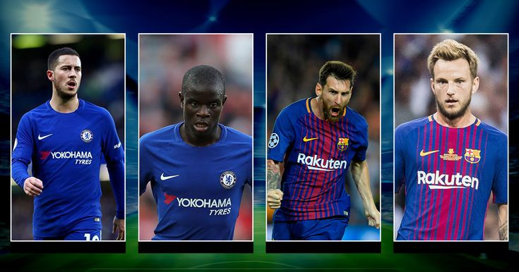 #Chelsea vs #Barcelona: Champions League Preview & Prediction  The Champions League Round of 16 is full of blockbuster fixtures. #Juventus and #Tottenham drew last week, followed by Real Madrid's 3-1 win over PSG. This week, we arguably have the most intriguing tie of the round, Chelsea vs Barcelona at #StamfordBridge.