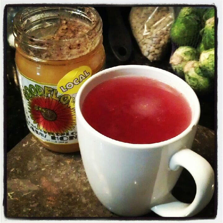 The Rising Spoon Blog: Lemon, Cranberry & Dandelion Root Detox Drink. Flush out toxins and feel lighter and more energized in only a few days. Dandelion Root help aid in water weight loss and the whole drink detoxes the liver. No need to abstain from you favorite holiday treats, just incorporate this into your morning routine. #healthy #cleanse #flush #simple