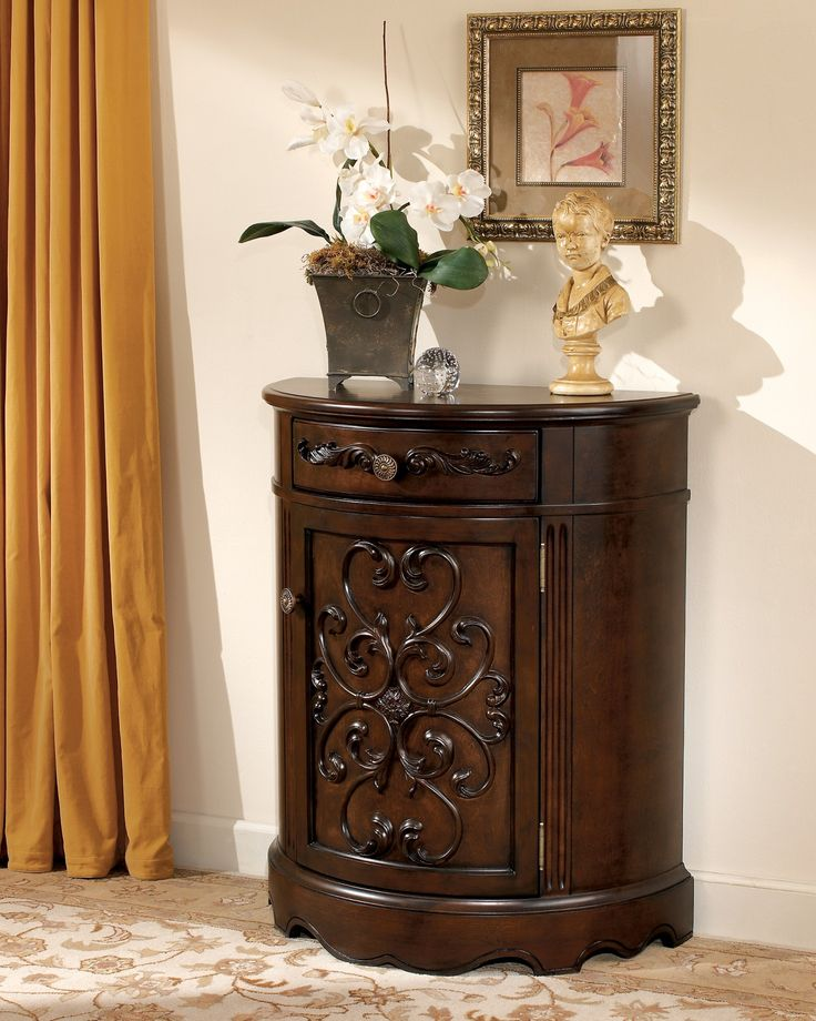 Ashley Norcastle T499 40 Signature Design Accent Cabinet Beauty In The Beast Pinterest