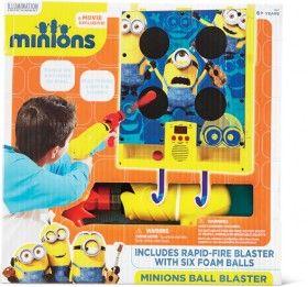 Minions Ball Blaster