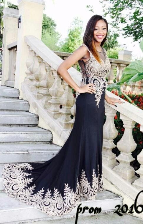 Everyone loved the train on the dress. Great value. Saw similar dress for $400 in dress shop. Ordered and received this one... READ MORE ABOUT MisShow Women's Embroidery Lace Long Mermaid Formal Evening Prom Dresses >>>