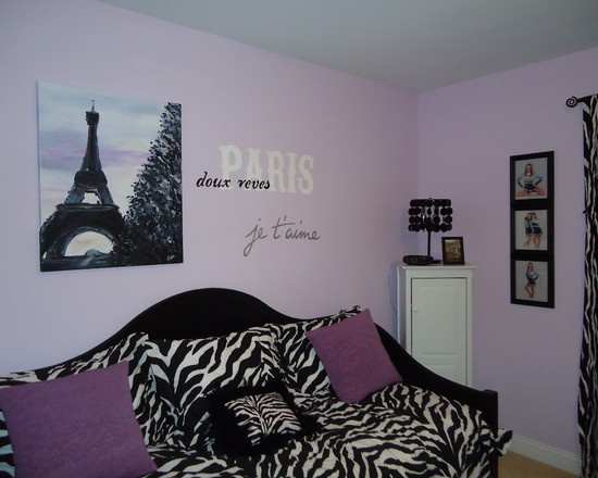 Paris Theme Bedrooms Design Pictures Remodel Decor And Ideas Page 3 Want
