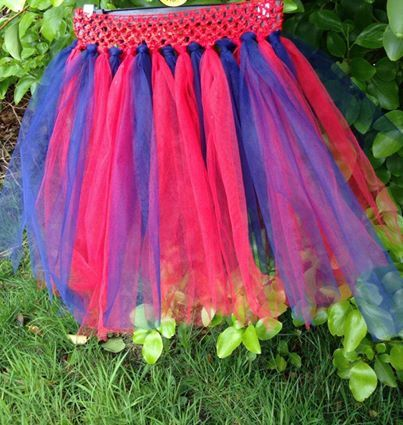 SpiderMan Tutu by MajackalCreations on Etsy, $20.00