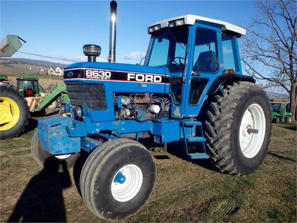 Smith Ford Tractors : Ford tractors farm equipment logos and lawn