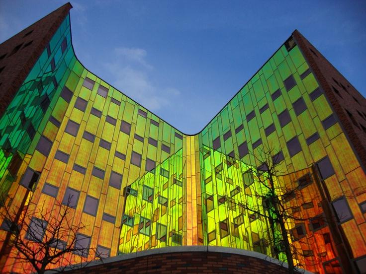 Fantastic building in Deventer - the Netherlands. Photographer is Alflockario