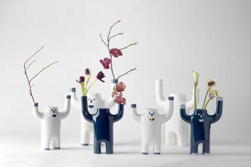Happy Susto Vases de Jaime Hayon pentru BD Barcelona.