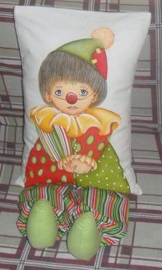 bonecas para pintura em tecido - Pesquisa Google