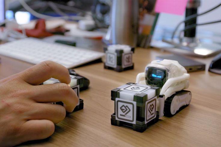 Anki Cozmo: Der süßeste, intelligenteste und nervigste Spielzeugroboter aller Zeiten?