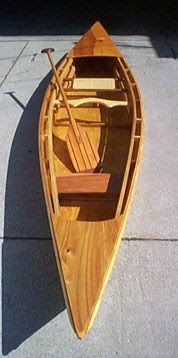 This is a gorgeous pirogue!