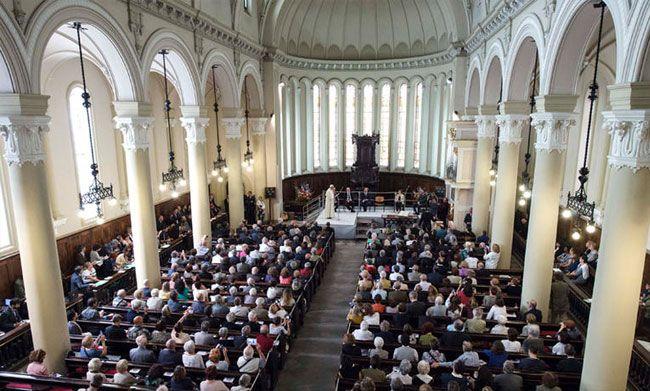 La Chiesa Valdese si schiera dalla parte delle unioni civili