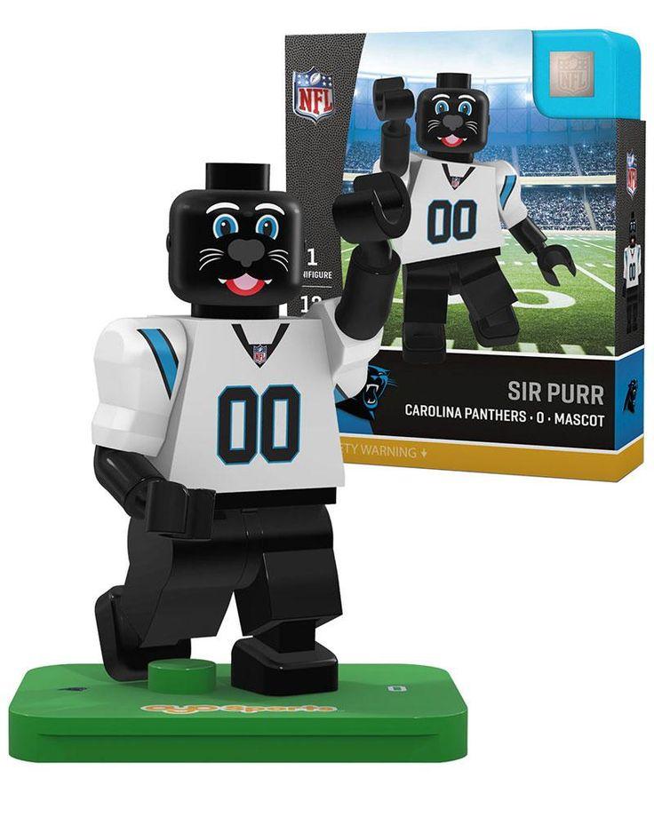 Sir Purr Carolina Panthers OYO Sports Minifigures