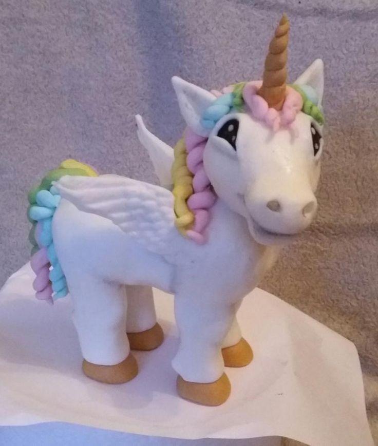 unicorn - Cake by Petra