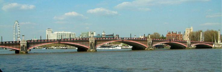 Lambeth Bridge  London