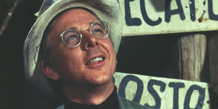 TV and Movie News   MASH Actor William Christopher Passes Away at 84