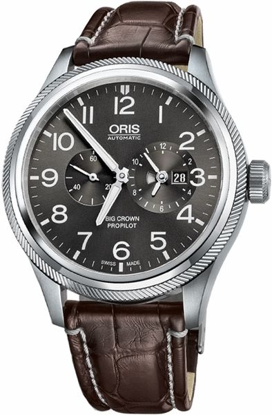 1b681073f4c Oris Big Crown ProPilot Worldtimer 69077354063LS