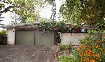 Palo Alto | Eichler Kithchen & Bath Remodel - midcentury - exterior - san francisco - Toerge Photography | Keycon, Inc