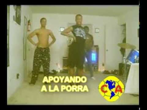 (Sarcasmo) APOYANDO A LA PORRA DEL EQUIPO AMÉRICA (MÉXICO)
