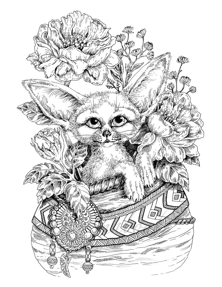 Vintage Classic Coloring Pages: Adult Coloring Book ...