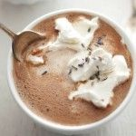 lavender hot chocolate recipe