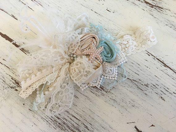 Baby Girl Headband- Baby Headband- Well Dressed Wolf- Beach Headband-Avry Couture- Flower Girl Headband