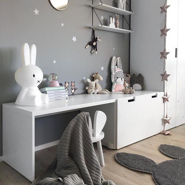 ⭐️⭐️⭐️ - - Kaninteppe, pledd og stol får du kjøpt hos beste @monolo.no ✨ - - #barnerom #barnerominspo #kinderkamer #kinderzimmer #kinderzimmerdeko #littleone____ #littleshabbyy #rom123 #lilleskatten #nurseryinspiration #nurseryinterior #nursery #inspoforkids #inspoforkiddos #inspiration #inspiremeinterior #like4like #monolo #johanibali