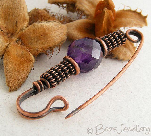 Antiqued copper kilt style pin or fibula - 19906f | Flickr - Photo Sharing!