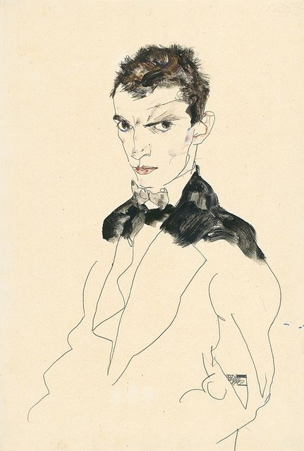 EGON SCHIELE : More At FOSTERGINGER @ Pinterest エゴン・シーレ
