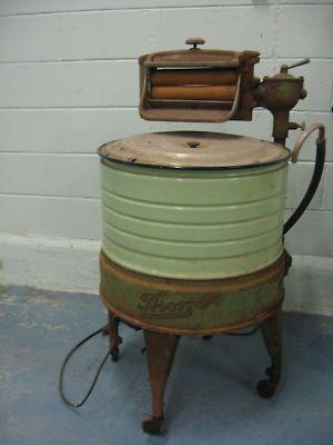 vintage thor washing machine antique machines