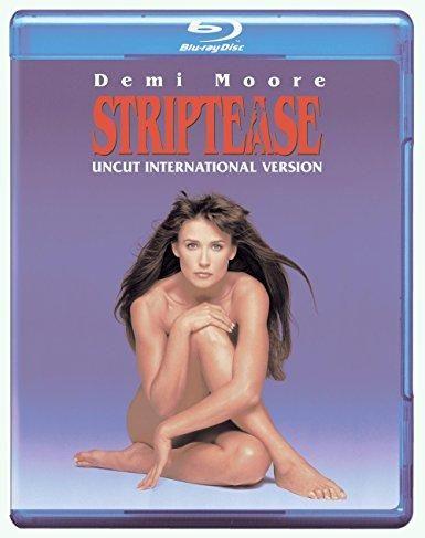 Burt Reynolds & Demi Moore & Andrew Bergman-Striptease