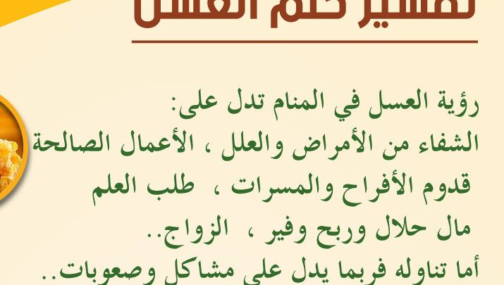 تفسير حلم اكل العسل للعزباء والمتزوجة والحامل Calligraphy Arabic Calligraphy