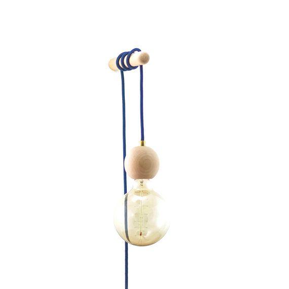 Wooden Wall Sconce Wall Light Handmade Wood Light Minimalist Wall Sconce Design Lamp Geometric Lighting Handcrafted Pendant Hanging Lamp