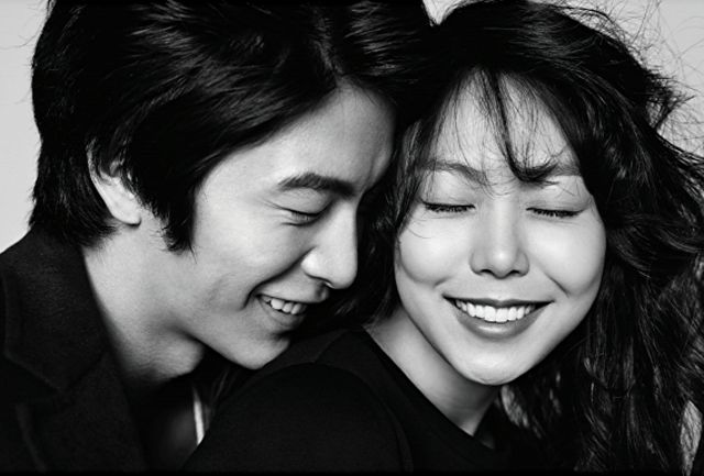 Lee Min-ki & Kim Min-hee // Harper's Bazaar Korea