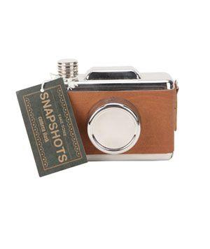 Snapshots Camera Flask gifts