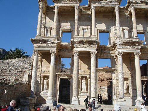Kusadasi Turkey-Ephesus