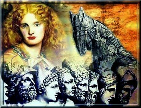 SONHOS ASTRAIS : Helena de Troia