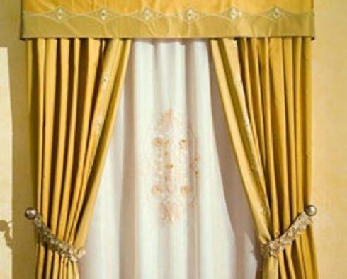Per l'installazione delle tende classiche arricciate utilizziamo i ...