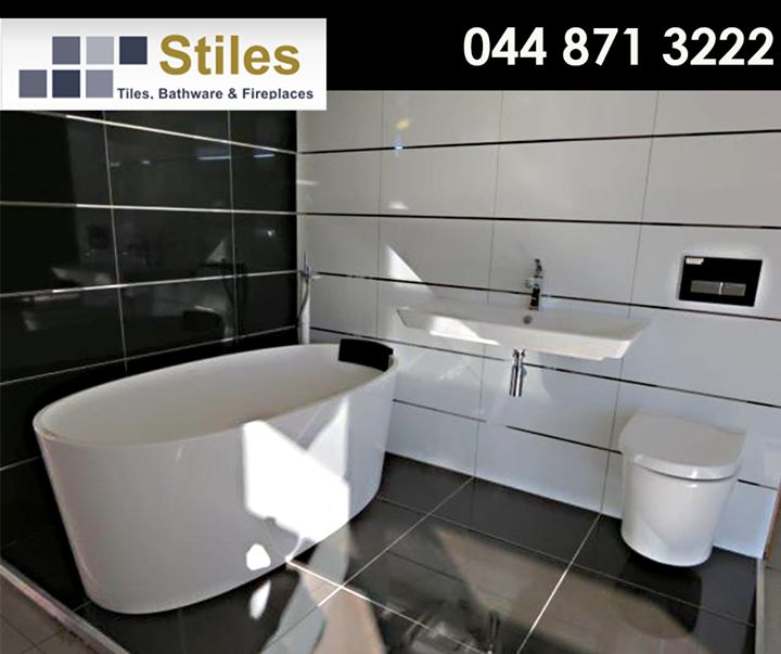 Our top of the range bathroomware will make your #bathroom look elegant and stylish. Visit our showroom or call #StilesGeorge on 044 871 3222 for more info. #style #Lifestyle