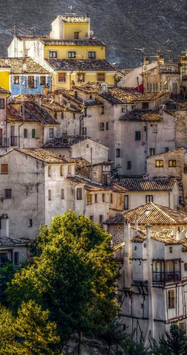 .Cuenca, Castilla-La Mancha, España. spain°°