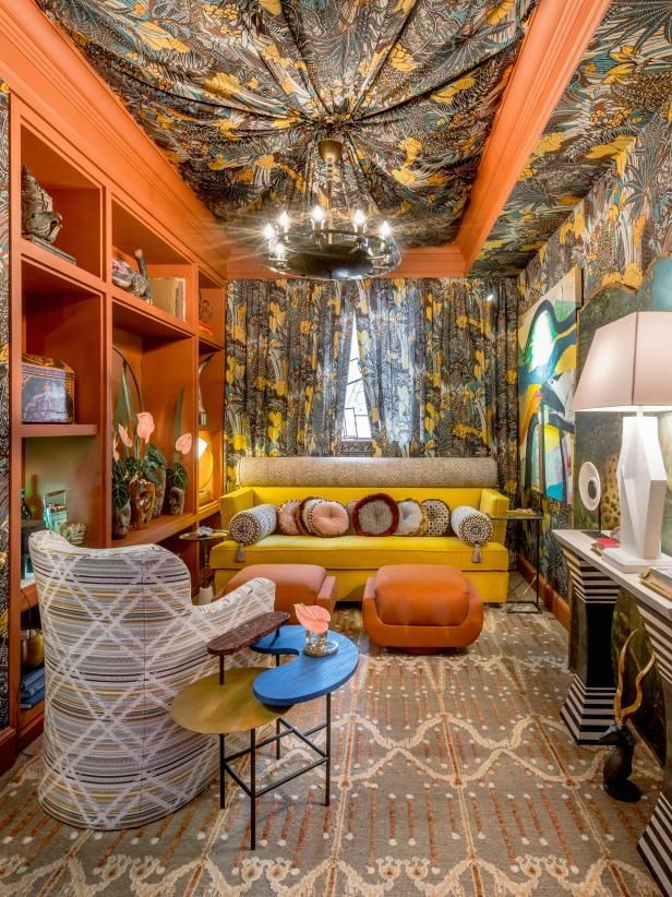 Elegant Romantic Bedrooms: Trend Alert: Tented Ceilings