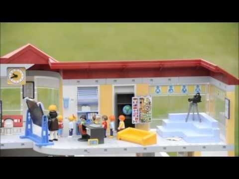 stopmotion school van de toekomst minor KLM Fontys Pabo Tilburg - YouTube