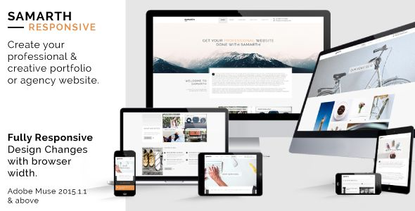 #Samarth#:#Fully#Responsive#Creative#Multipurpose#Muse#Theme#-#Creative#Muse#Templates#