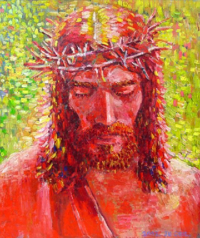 Hleď na mé Srdce, plné lásky a milosrdenství, jež mám k lidem a zvláště k hříšníkům. Hleď na mé utrpení a pronikej do něj. (D 1663)
