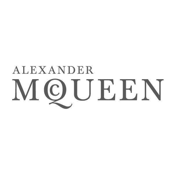 Alexander McQueen Logo ❤ liked on Polyvore featuring logo, backgrounds, text, words and alexander mcqueen