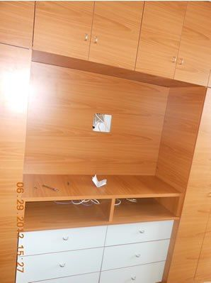Custom Bedroom Wall Unit w Doors, Drawers – TV Space – Contempo Space #discount #bedroom #furniture http://bedrooms.remmont.com/custom-bedroom-wall-unit-w-doors-drawers-tv-space-contempo-space-discount-bedroom-furniture/  #bedroom wall cabinets # Custom Bedroom Wall Unit w Doors, Drawers TV Space July 30, 2012 By Chris Stone Anybody who s tried to find a freestanding wall unit like [...]